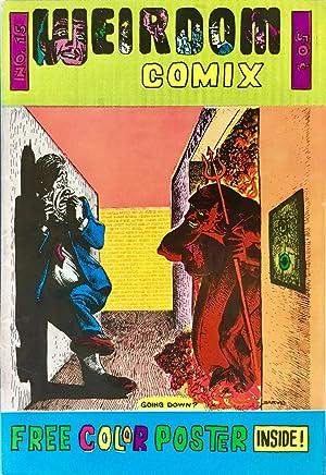 WEIRDOM COMIX No. 15 (w/ poster still: CORBEN, RICHARD