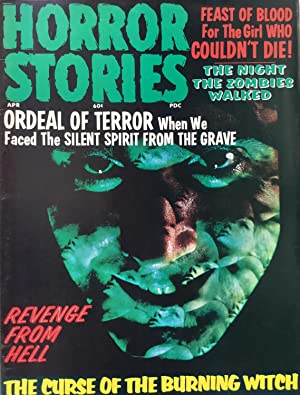 HORROR STORIES No. 4 (April 1971) VF