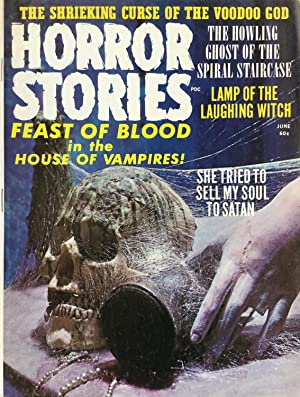 HORROR STORIES No. 5 (June 1971) FINE/VF