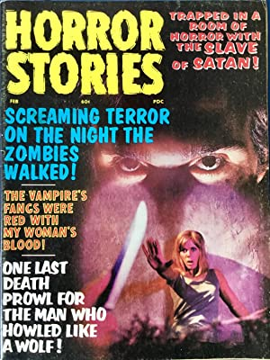 HORROR STORIES No. 3 (Feb. 1971) (VG)