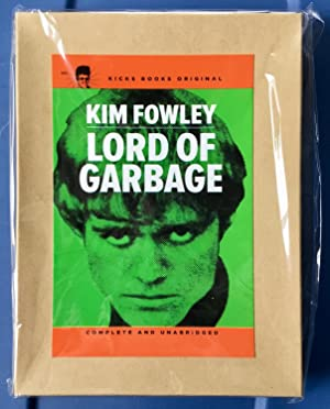LORD of GARBAGE (limited edition paperback, w/ signed bookplate, in traycase)