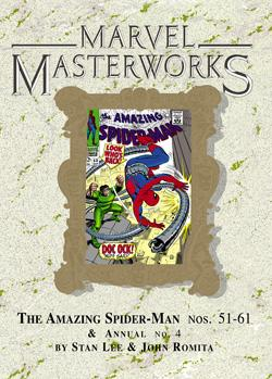 MARVEL MASTERWORKS Vol. 33 (Hardcover Limited Edition: LEE, STAN
