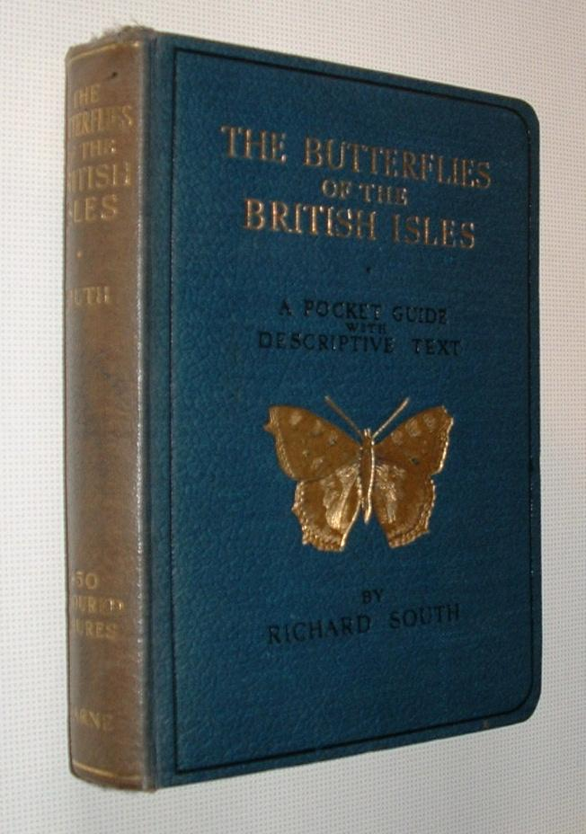 books on british butterflies and moths