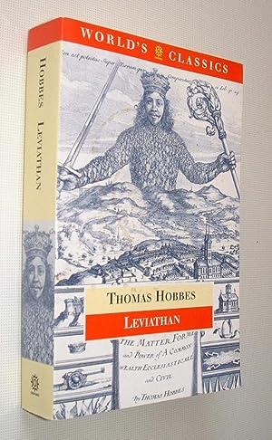 Leviathan: Hobbes,Thomas:
