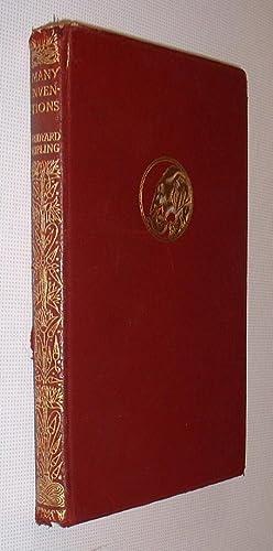 Many Inventions: Kipling,Rudyard: