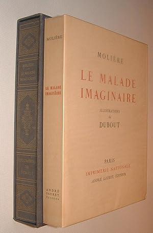 Le Malade Imaginaire: Molière and Dubout
