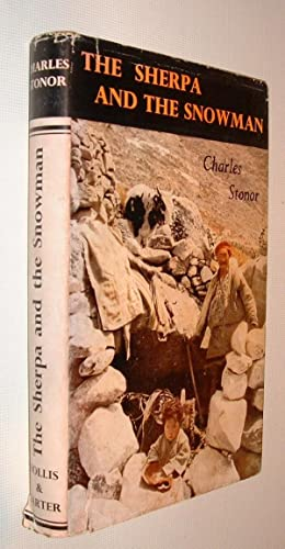 The Sherpa and the Snowman: Stonor,Charles: