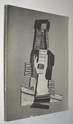 Arts Council 1967 Picasso Sculpture Ceramics Graphic: Penrose, Roland (Introduction):