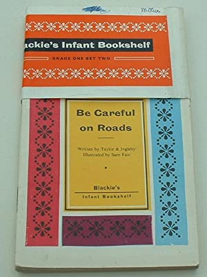 Blackie's Infant Bookshelf Grade One Set Two: Taylor, Jenny and