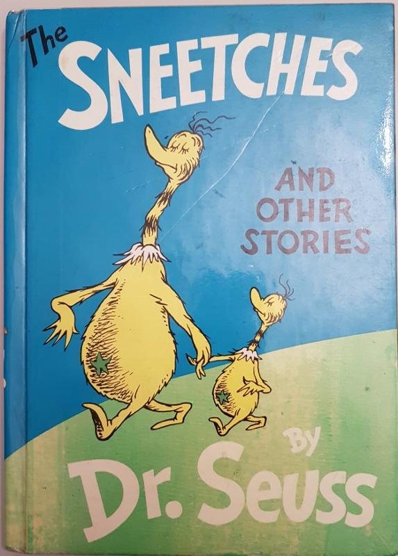 the sneetches by dr seuss full text