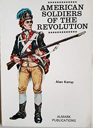 American Soldiers of the Revolution: Kemp, Alan
