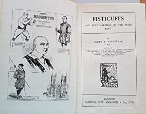 Fisticuffs and Personalities of the Prize Ring: Cleveland, Harry E.