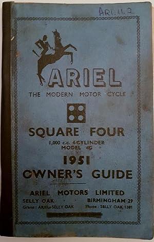 Ariel the Modern Motor Cycle 1951 : Ariel Motors Ltd