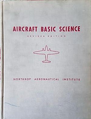 Aircraft Basic Science: Chapel, Charles Edward