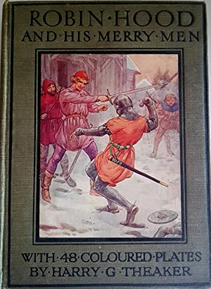 Robin Hood and His Merry Men: Vivian, E. Charles