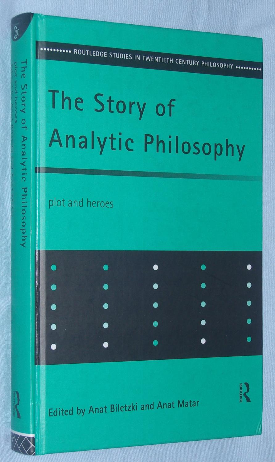 The Story of Analytic Philosophy  Plot and