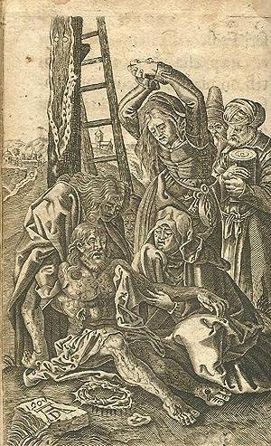 Preces ac meditationes piae in mysteria passionis: Dürer Albrecht