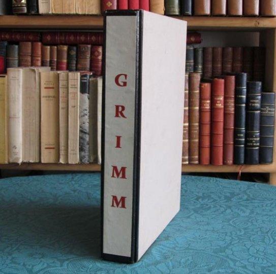 Seize Contes de Grimm. GRIMM