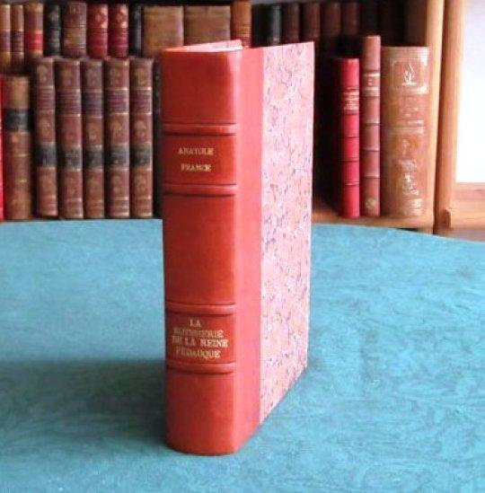 La Rôtisserie de la Reine Pédauque. FRANCE Anatole Fine Hardcover