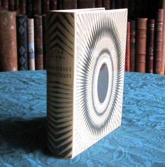 Chroniques romanesques. GIONO Jean Fine Hardcover