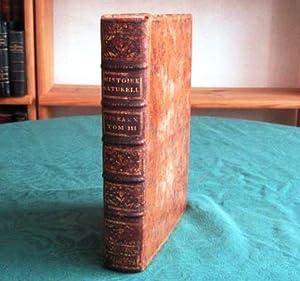 Histoire Naturelle des Oiseaux - Tome 3: BUFFON Georges Louis