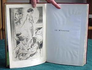 Le Myosotis. Petits Contes et Petits Vers.: MOREAU Hègèsippe