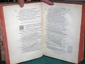 Catullus, Tibullus, Propertius.: CATULLE - TIBULLE - PROPERCE