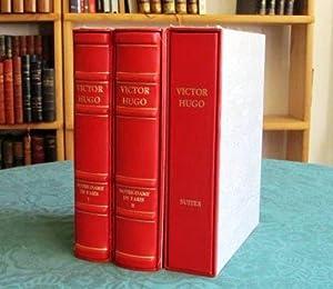 Notre-Dame de Paris. 3 volumes (avec suites).: HUGO Victor