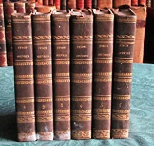 Oeuvres de Lord Byron. 6 volumes.: LORD BYRON (1788-