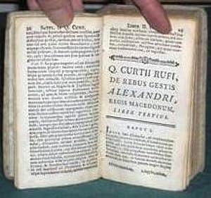 Q. Curtii Rufi de Rebus Gestis Alexandri Magni.: Q. CURTII RUFI