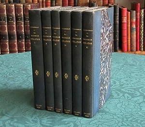 La Nouvelle Héloïse. 6 volumes.: ROUSSEAU Jean-Jacques