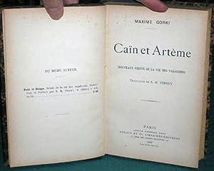 Caîn et Artème.: GORKI Maxime