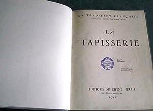 La Tapisserie.: LEJARD André