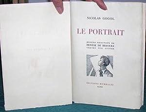 Le portrait.: GOGOL Nicolas