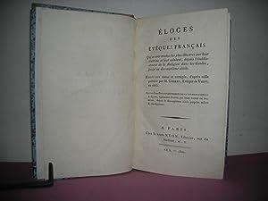 Eloges des Eveques Francais: GODEAU, Antoine (ed)