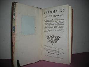 Grammaire Angloise - Francoise: MIEGE, Guy & Abel BOYER