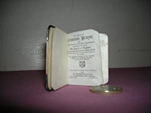 The Book of Common Prayer (bound with) Hymns Ancient and Modern Complete Edition. Diamond 128mo. ...