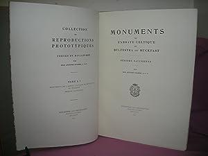 Monuments de L'Abbaye Celtique de Bulfestra ou Buckfast Periode Savnienne (Collection du ...