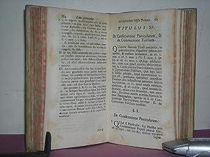 Ritus Exactus Servandus in Celebratione Missae Privatae: HAGERER, Constantino