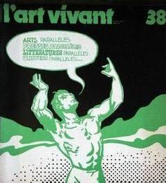 Chroniques de l'Art Vivant n° 38 -: Chroniques de l'Art