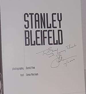 Stanley Bleifeld: Bleifeld, Stanley; Merriam, Dena; Finn, David