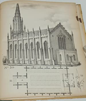 Essay on Gothic Architecture, with various plans and drawings for Churchs, designed chiefly for the...