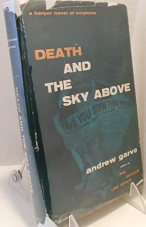 Death and the Sky Above published serially under the title of Desparate Reprieve: Andrew Garve (...