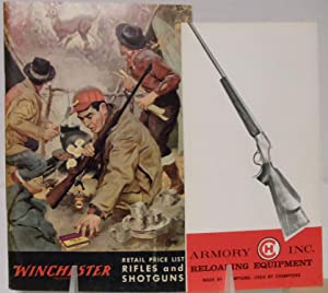 Winchester Retail Price List Rifles and Shotguns: Division, Winchester -
