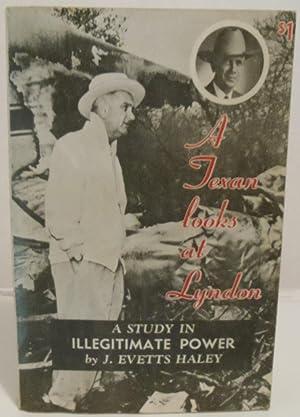 A Texan Looks at Lyndon