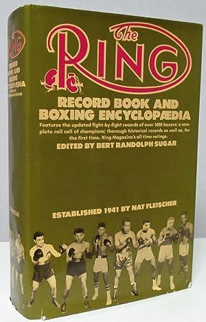 The Ring 1981 Record Book and Boxing: Sugar, Bert Randolph