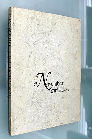 November Girl: Sam Haskins