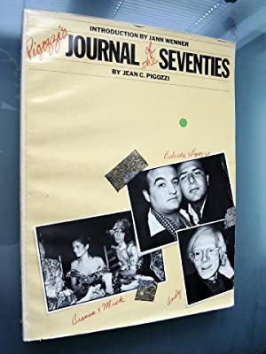 PIGOZZI'S JOURNAL OF THE SEVENTIES.: Pigozzi, Jean C.