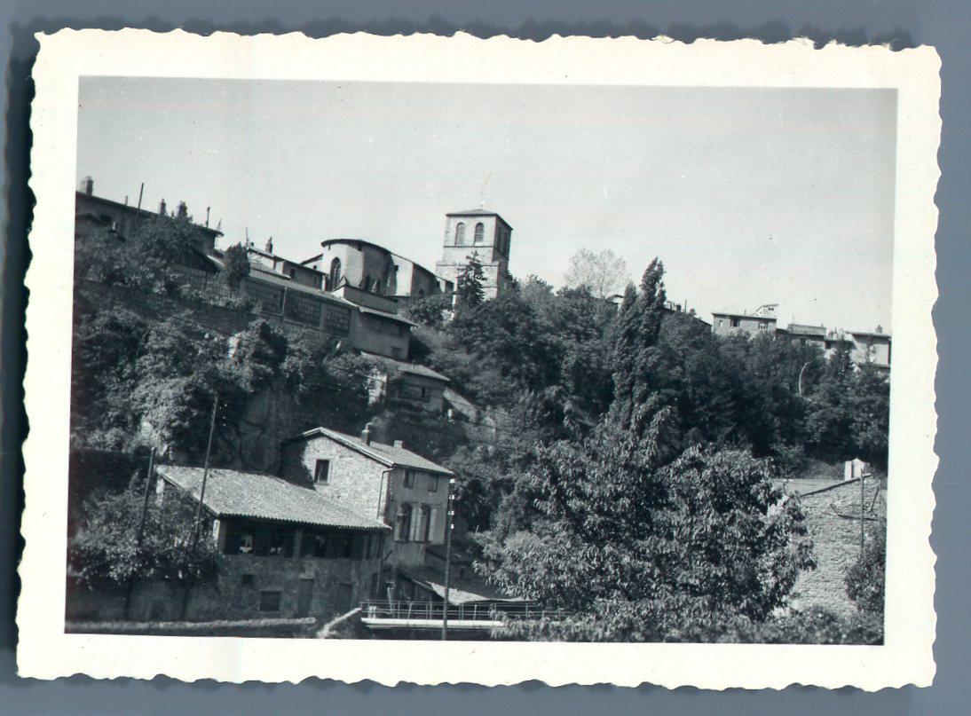 France, Thiers (Puy de Dôme), Eglise Saint: Photographie originale /