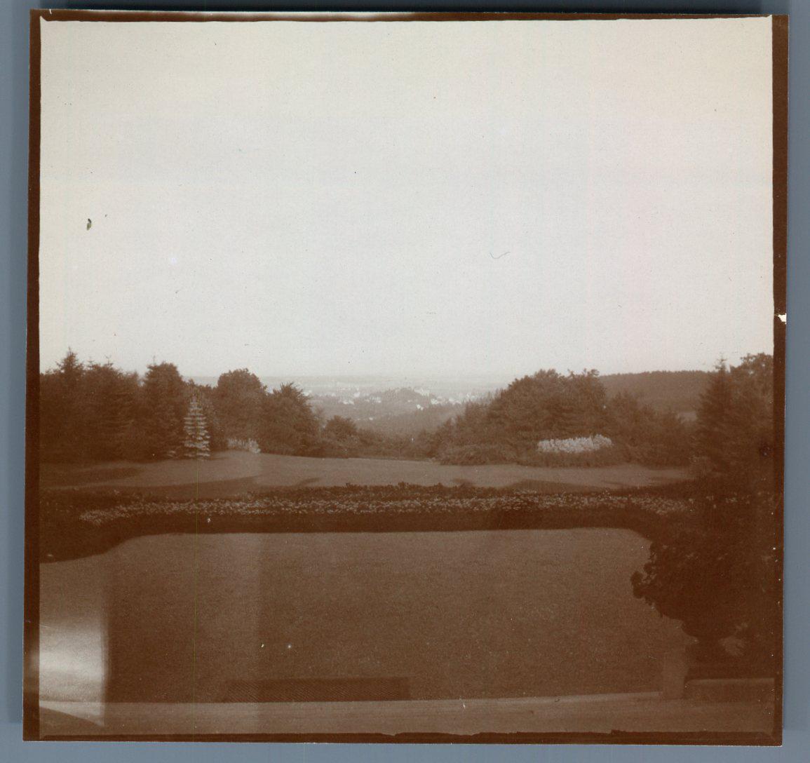 Deutschland Konigstein Im Taunus Villa Rothschild Garten Photographie Originale